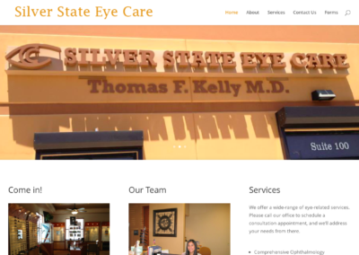 Silver State Eye Care